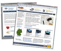 Разработка сайтов и онлайн-магазинов